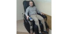 Отзыв о массажном кресле SENSA RT-M02A